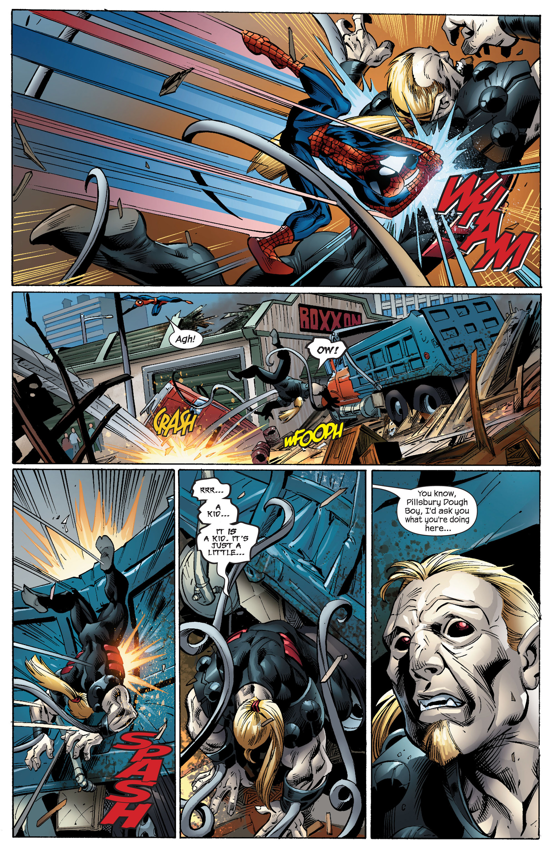 Read online Ultimate Spider-Man (2000) comic -  Issue #86 - 10