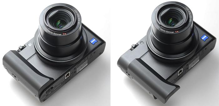 Накладка для удобного удержания Kogen Zoom Grip RX100