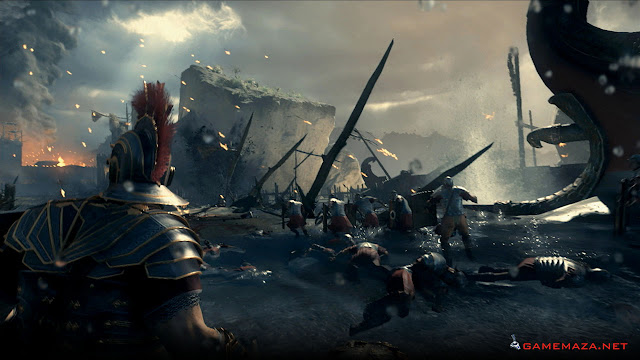 Ryse Son of Rome Gameplay Screenshot 8