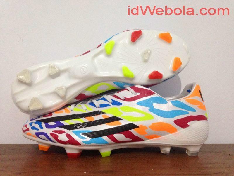 Sepatu Bola Adidas Adizero Messi Birthday