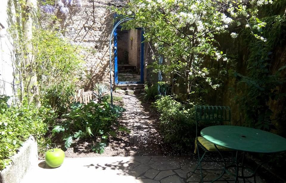 Maison d'hôtes le Jardin secret Espéraza - Aude - France