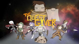 The Quest Giver PS3 Wallpaper