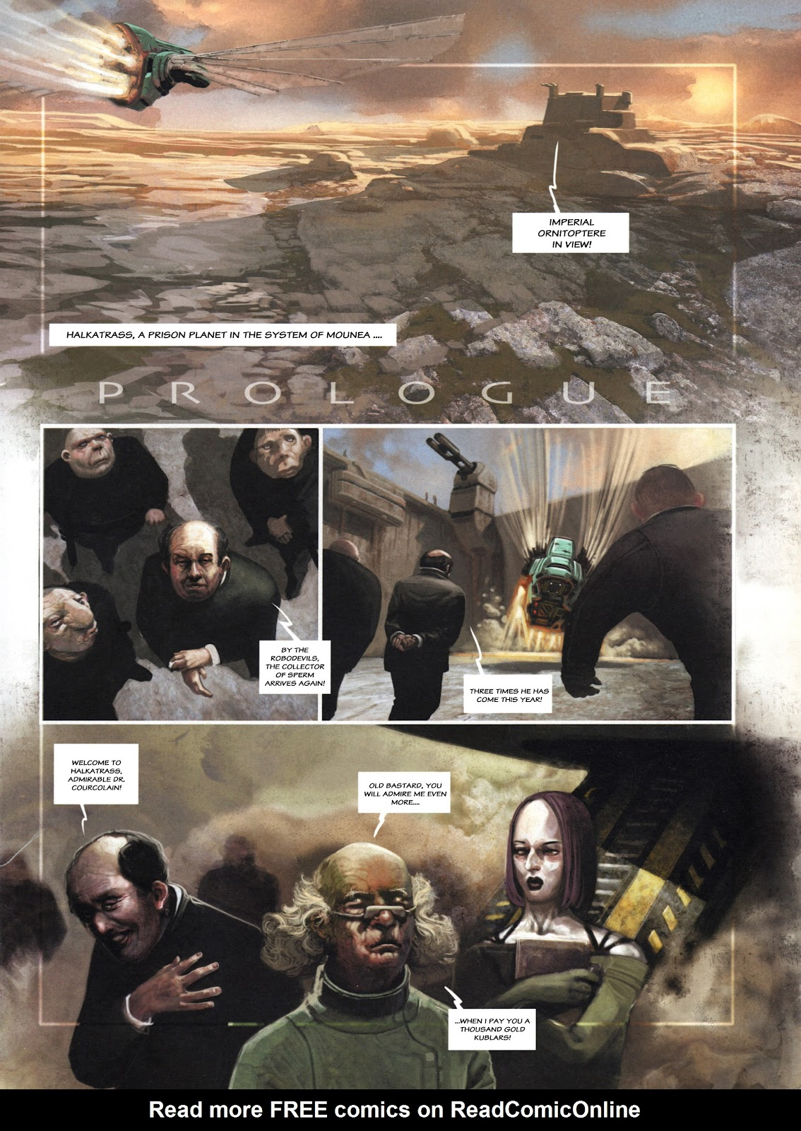 Showman Killer issue 1 - Page 3