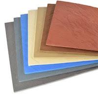Greatmats Life Floor Slate Tiles kids patio flooring non slip