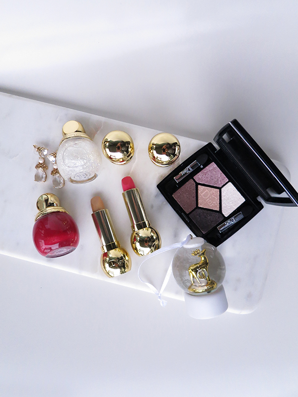 Dior Holiday 2016 Splendor Collection