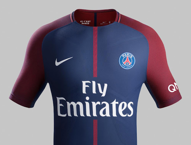 Jersey PSG Home 2017/2018