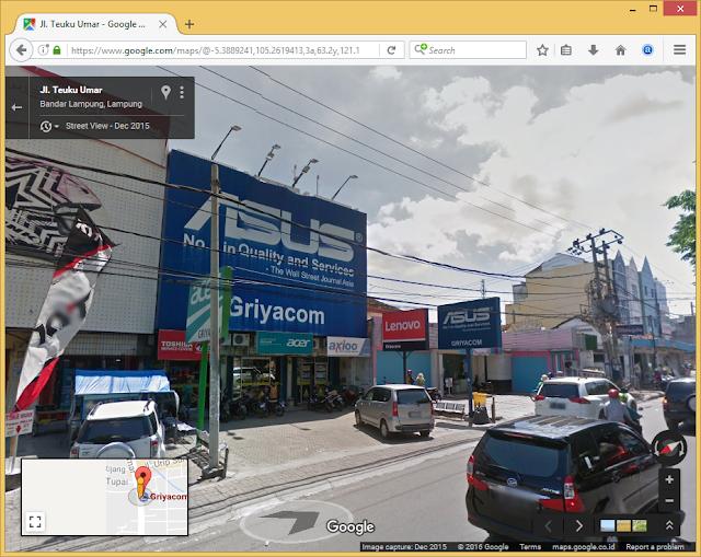 Toko Komputer Griyacom di Bandar Lampung, Tempat Favorit Belanja Komputer, Asesoris, dan Servis