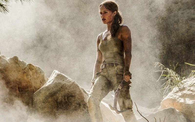 Tomb Raider | Alicia Vikander aparece como Lara Croft em nova imagem do reboot