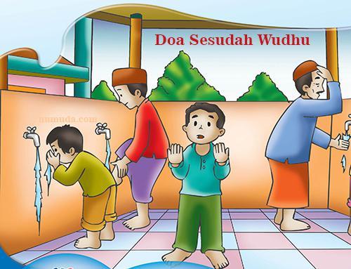 Bacaan Doa Sebelum Sesudah Wudhu Shahih Yang Benar Lengkap