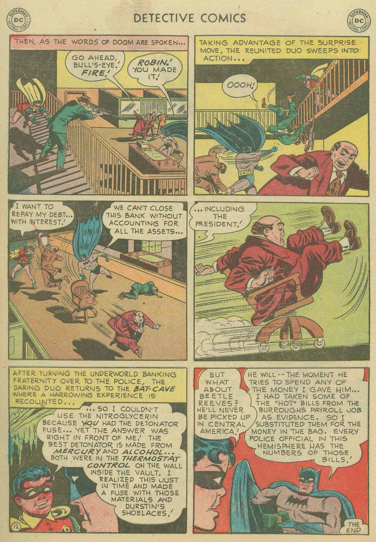 Read online Detective Comics (1937) comic -  Issue #175 - 14