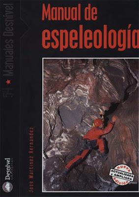Manual de Espeleologia - José F. Hernandez - geolibrospdf
