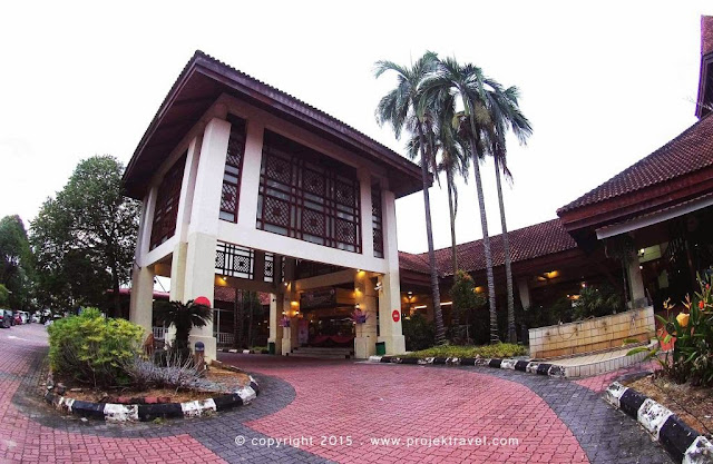 BUFET BERBUKA DI BANGI GOLF RESORT