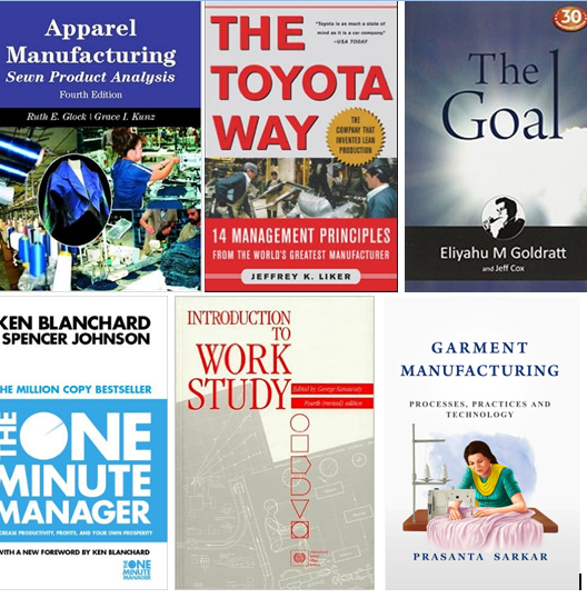books for apparel engineers