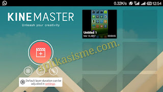 edit video android, edit video kine master, edit video ringan
