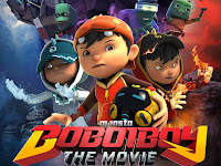 Film BoBoiBoy: The Movie (2016) TS Subtitle Indonesia