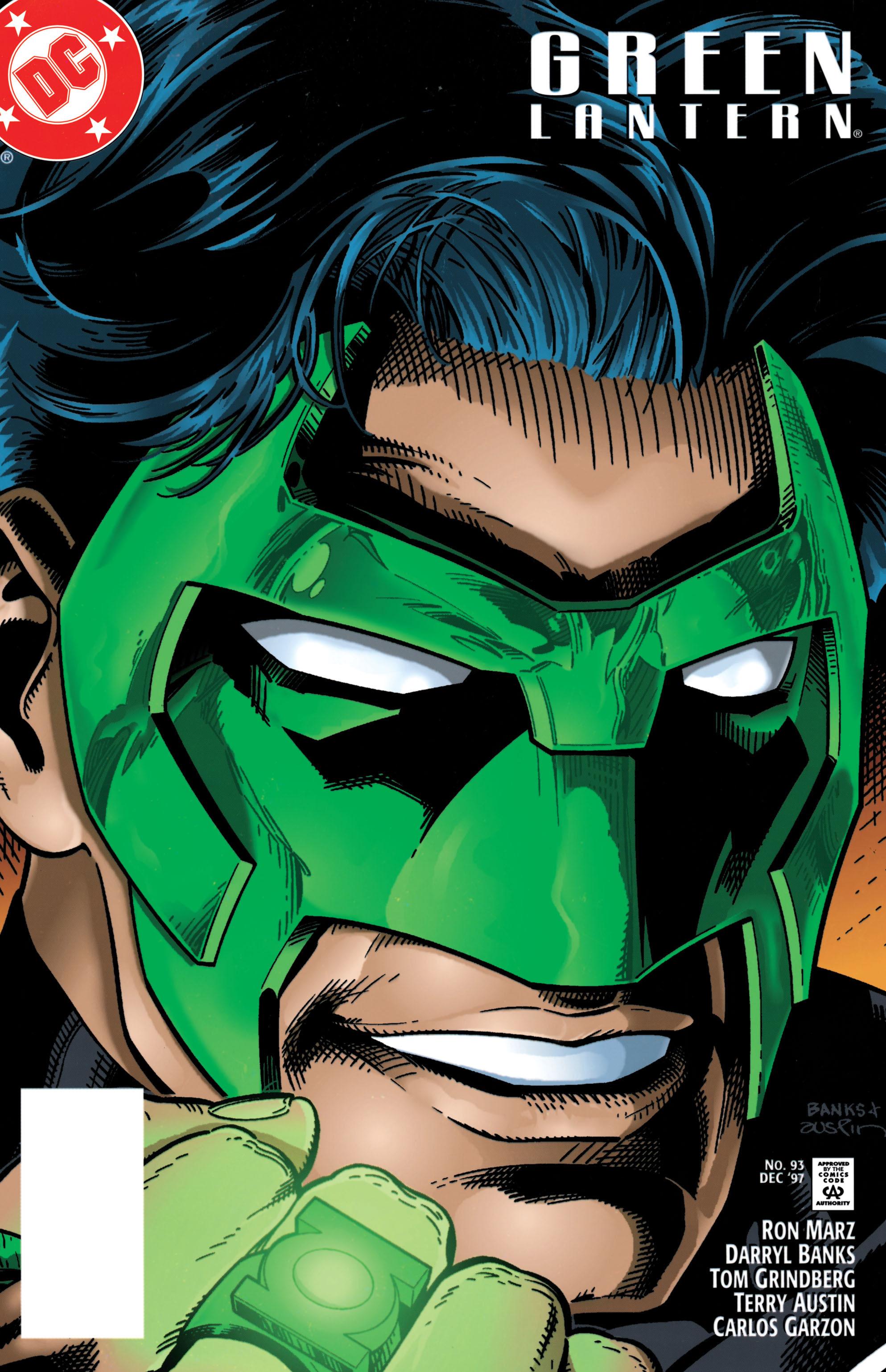 Green Lantern (1990) 93 Page 1