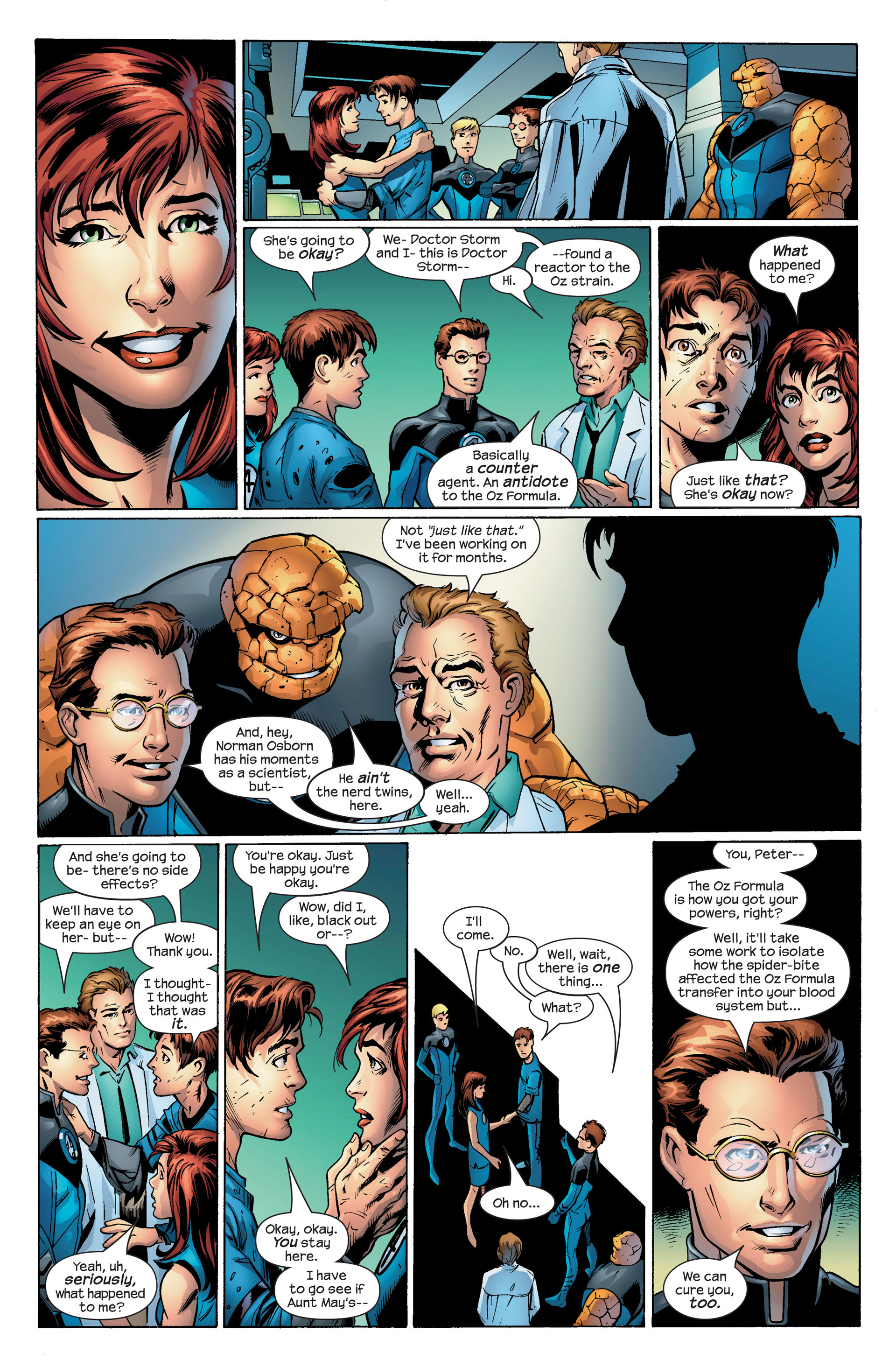 Read online Ultimate Spider-Man (2000) comic -  Issue #104 - 27