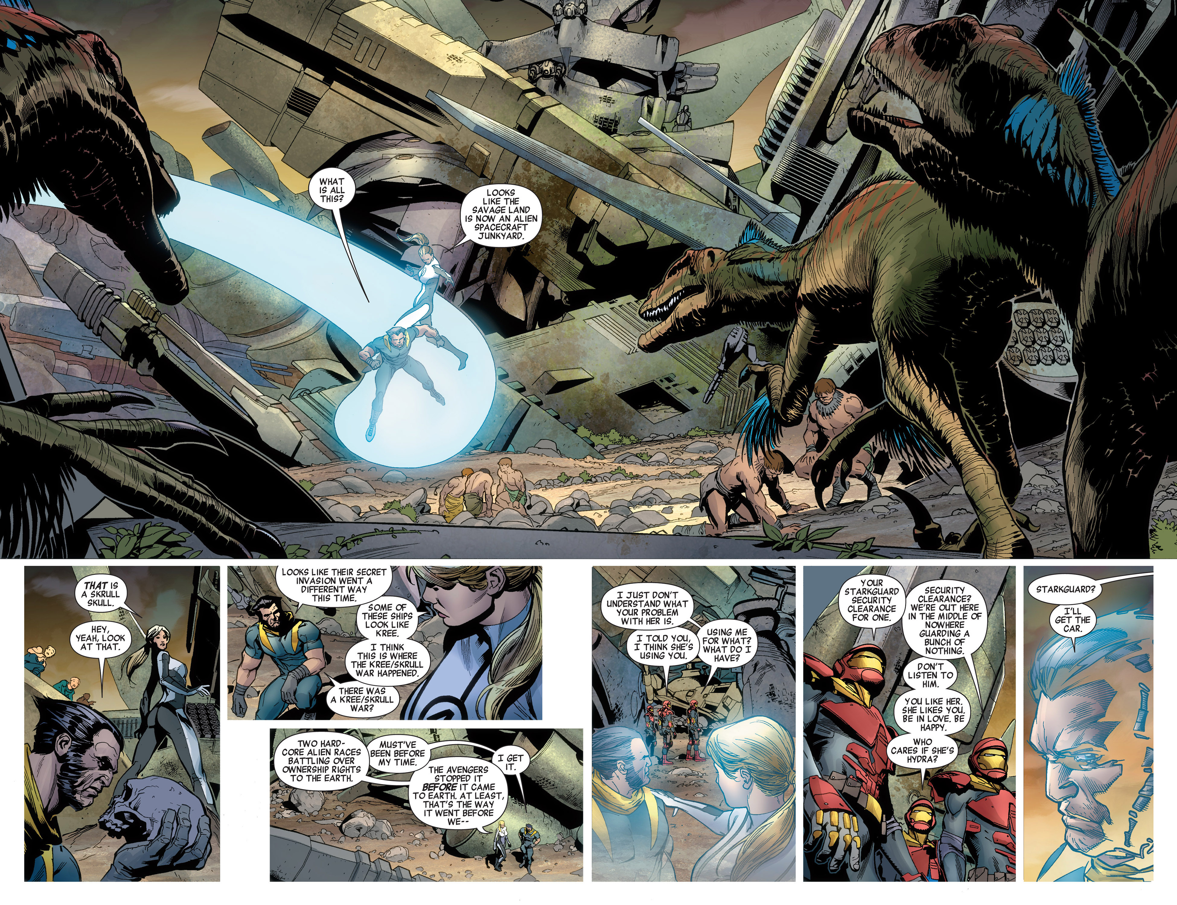 Read online Age of Ultron comic -  Issue #7 - 8
