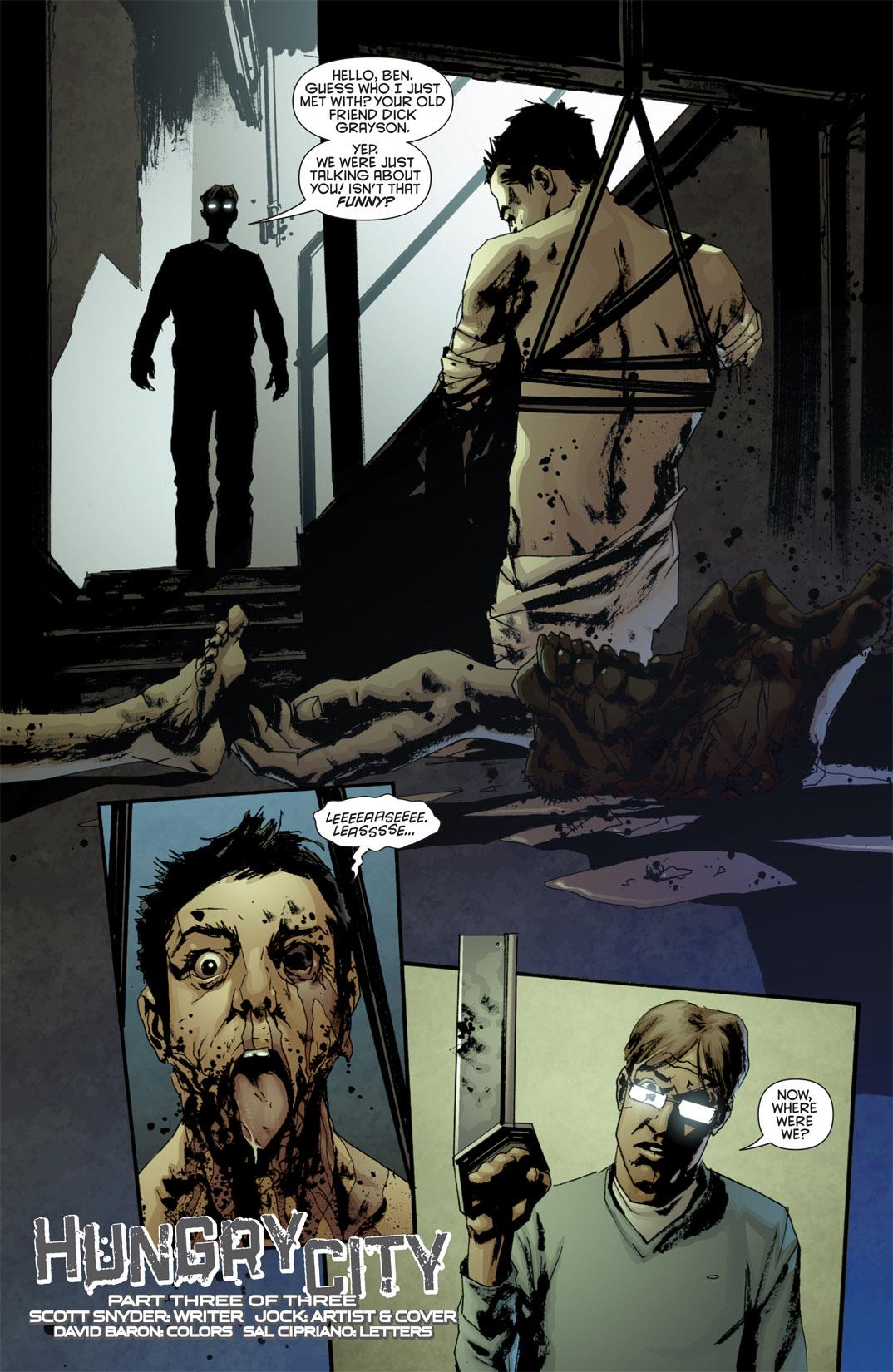 Detective Comics (1937) 878 Page 20