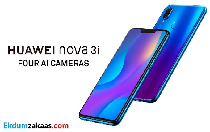 Huawei Nova 3i Price And Specification Features