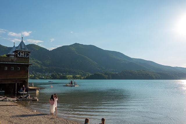 Schober und Frauenkopf  Wanderung Fuschl am See  Wandern FuschlseeRegion Salzkammergut 15