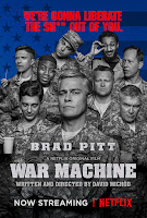 War Machine 2017 Hindi 720p HDRip Dual Audio With ESubs Download