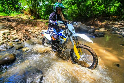Sukses, Tanadoang One Day Trail Adventure 2016