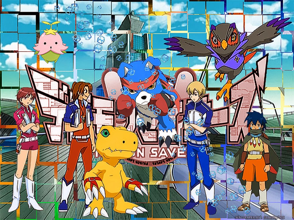 Digimon Savers Ending Single One Star 25