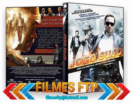 Jogo Sujo 2014 DVD-R OFICIAL