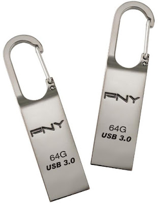 PNY Loop Turbo USB 3.0 Flash Drive