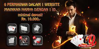 Poker Online QQPokerclub.com