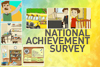 Image result for national achievement survey 2017