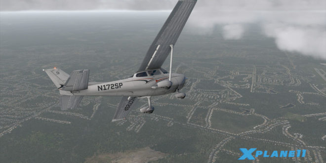 X-Plane 11 – Global Scenery DLC Image