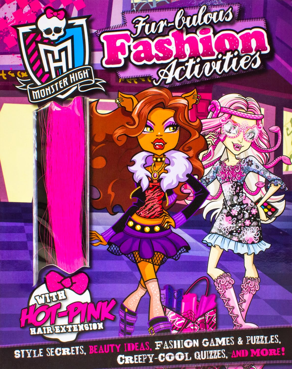 Monster High Libros Monster High Pretty Nuevos Libros De Actividades Monster