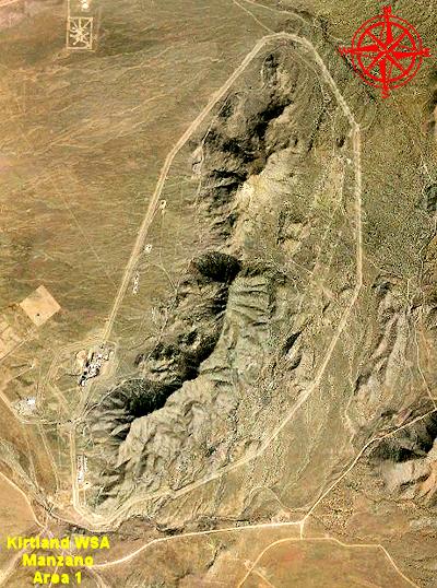 Kirtland WSA Manzano Area 1