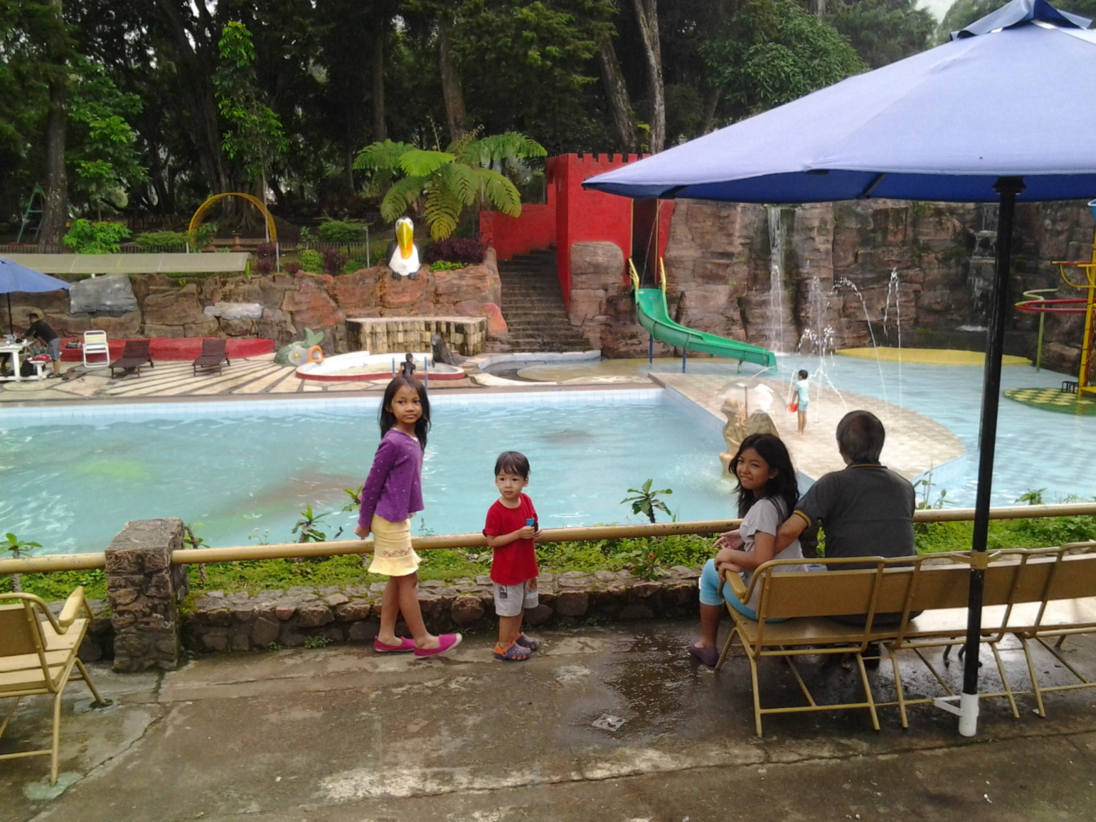 Holiday In Semarang Taman Wisata Kopeng Ketep Pass Smells Like