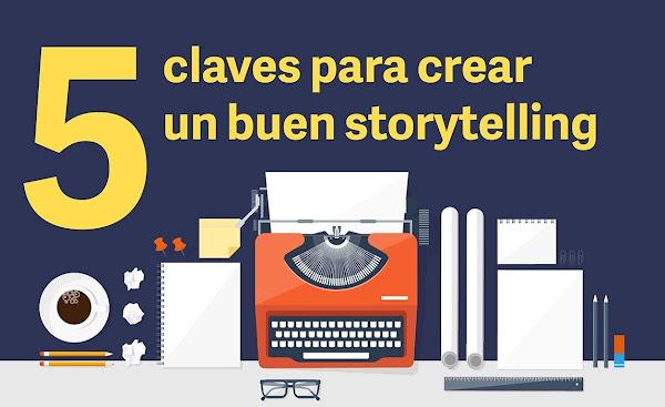 Claves para crear un buen Storytelling para tu Negocio