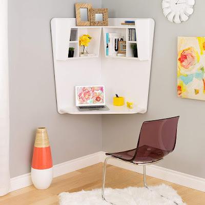 مكتب صغير، مكتب للمساحات الصغيرة، مخزن ومكتب