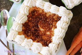 Carrot Ginger Cream Pie