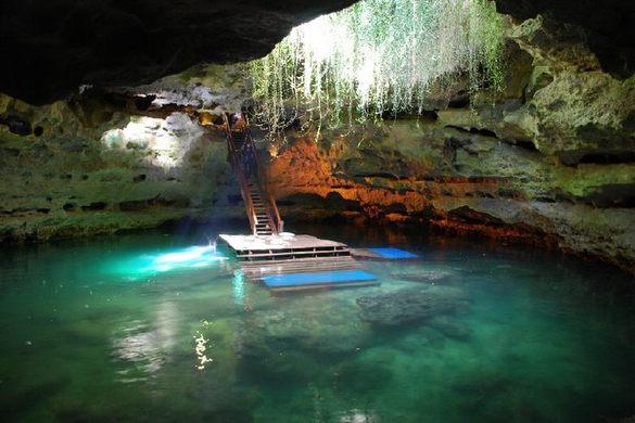 Floride : à la découverte de la magnifique Devil's Den Cave