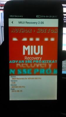 MIUI 7.0.3.0 For Advan S5E PRO Kitkat (MT6572)