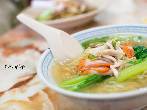 Wantan Mee @ Tai Wah Cafe Moved to Chee Meng Cafe, Penang