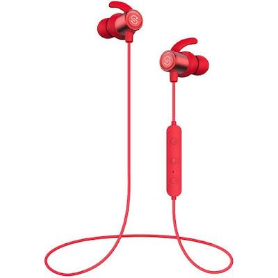 SoundPEATS Q30 rojo