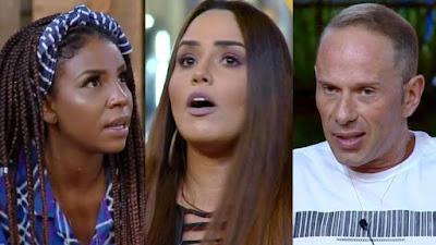 Perlla, Luane Dias e Rafael Ilha quem você quer salvar?