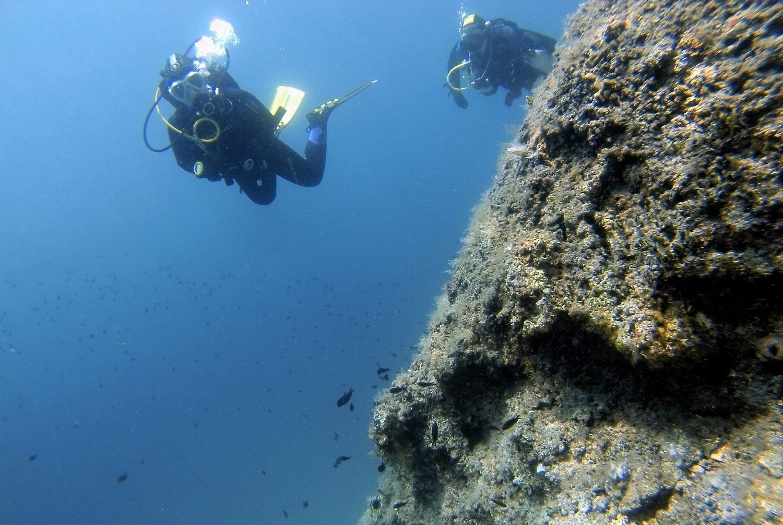 Aktywne wakacje - nurkowanie w Chorwacji