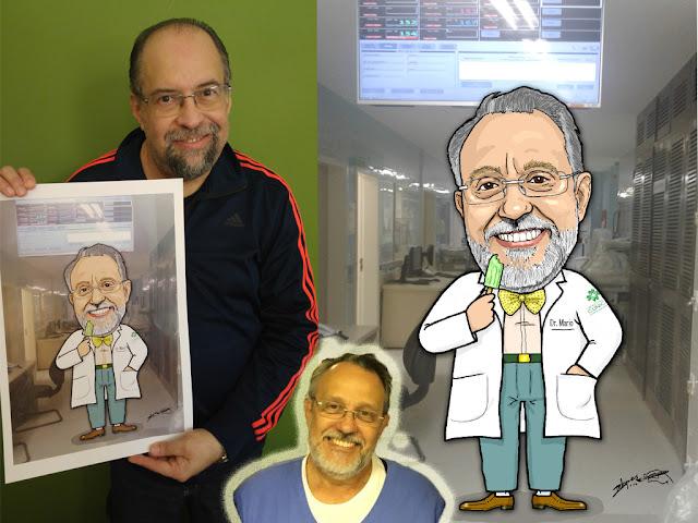 Encomenda de caricaturas M2LOPES, envie a foto e receba a sua arte M2LOPES