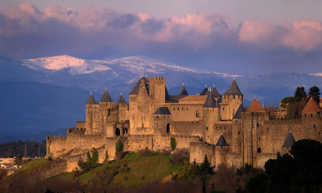 Maravilha da França 7: Carcassonne