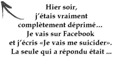 Top statut facebook triste