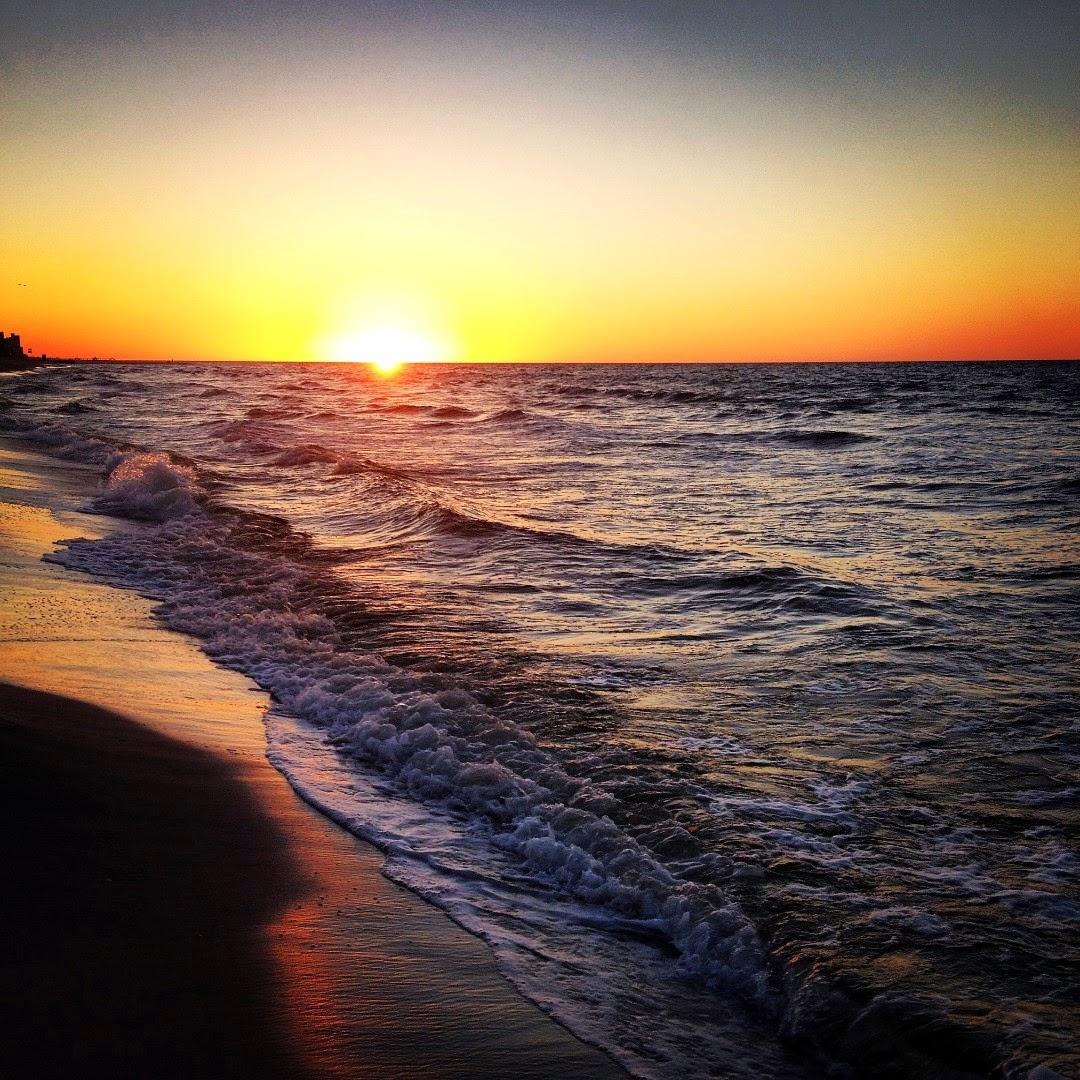 Countryside Food Rides: Alabama Sunrise (Gulf Shores, AL