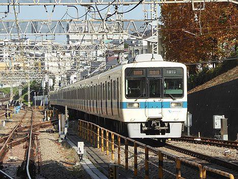 【3月ダイヤ改正で廃止!】小田急 快速急行 新松田行き8000形